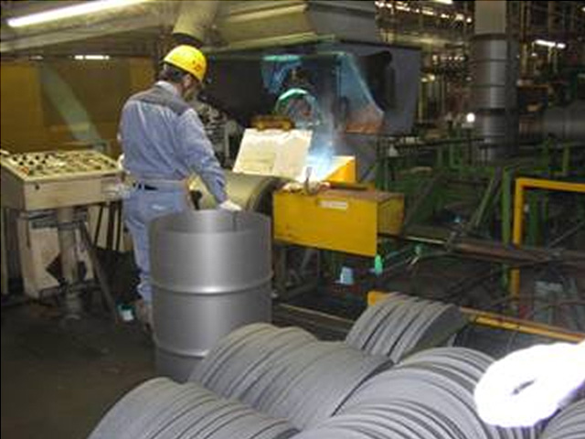 Operations for the Drum Can Production Line