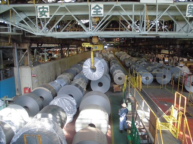 Coil Packing and Logistics