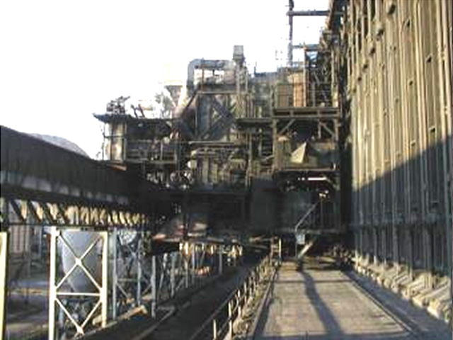 Inspection and Repair of Coke Oven Cleaner Equipment
