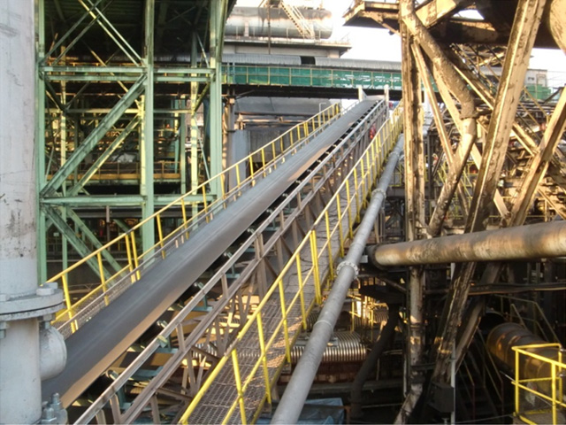 Inspection and Repair of Belt Conveyors