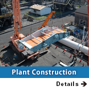 Plant Construction and Manufacturing